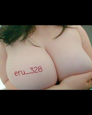 【画像】超乳の裏垢女子のおっぱいの破壊力がすごい
