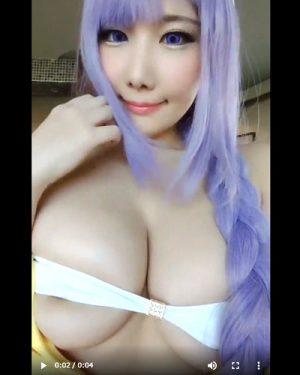 SEXまで見せてくれるコスプレイヤー丹雫ひよ【自撮りエロ動画125本】
