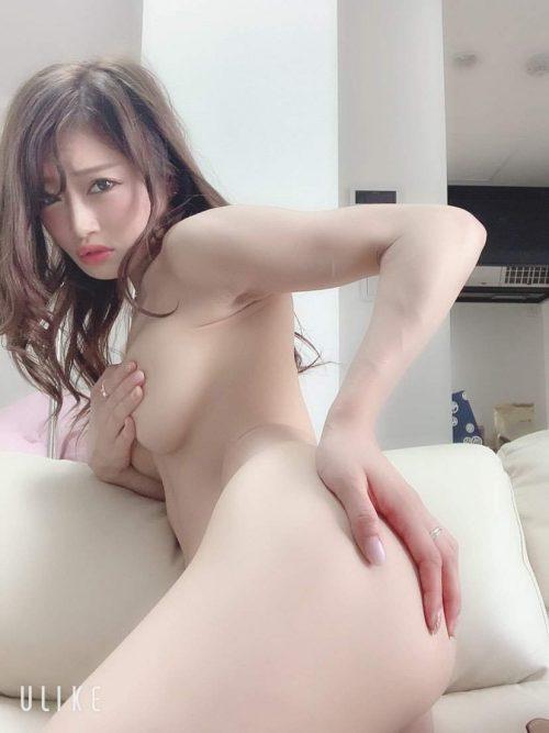 ギャルAV女優七瀬ひなの自撮りエロ画像6
