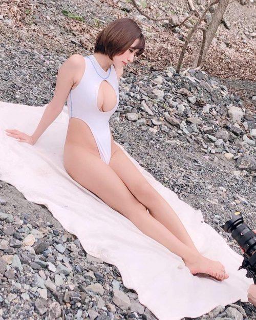 ヴァネッサ・パンの爆乳エロ画像18