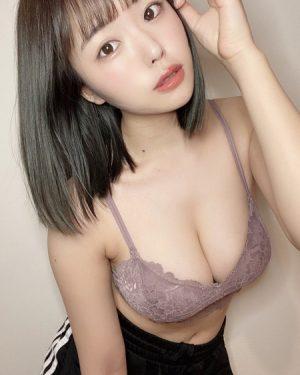 桜田なな Gカップ巨乳JDグラドルの自撮りエロ画像&動画まとめ