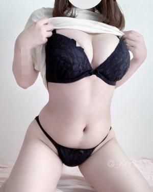 カノン Gカップ爆乳裏垢女子の自撮りエロ画像